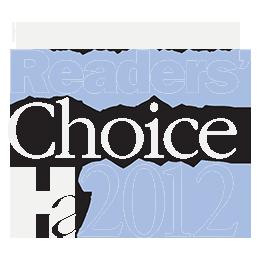 Readers Choice 2012 Best Counselor - Harrisburg Magazine