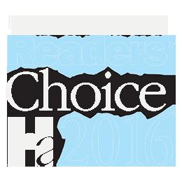 Readers Choice 2016 Best Psychologist - Harrisburg Magazine