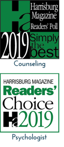 Harrisburg Magazine Simply The Best Counseling Service & Readers' Choice Psychologist