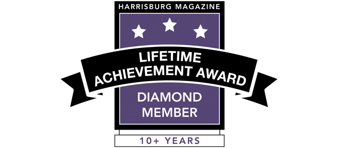 Harrisburg Magazine Lifetime Achievement Best Counseling